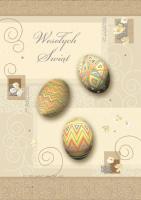 Kartka na Wielkanoc fundacyjna PGKW 203