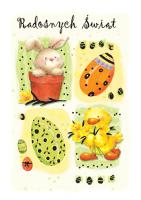 Tania kartka na Wielkanoc PBW 20