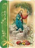 Kartki na święto Zmartwychwstania BRW 02