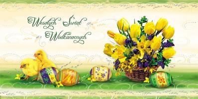 Tanie Kartki Wielkanocne PLZW 02