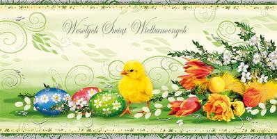 Kartki Wielkanocne bez życzeń PLZW 03