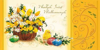 Kartki na Wielkanoc promocja PLZW 05