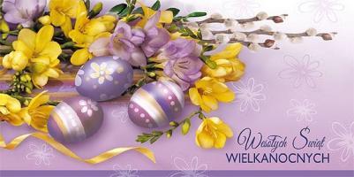 Biznesowe Kartki Wielkanocne LZW 09