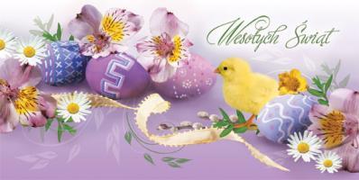 Personalizowane Kartki Wielkanocne LZW 17