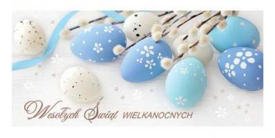 Kartki Wielkanocne dla firm LZW 23