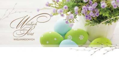 Kartki Wielkanocne dla firm LZW 26