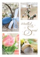 Kartki Wielkanocne Dobroczynne GDW 07