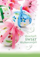 Kartki Wielkanocne charytatywne GDW 09