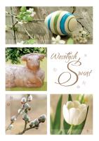 Karnet Wielkanocny fundacyjny GDW 13