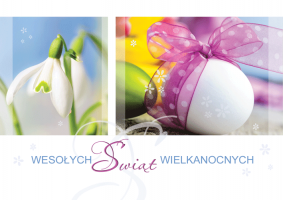 Dobroczynne Kartki Wielkanocne GDW 15