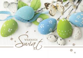 Dobroczynne Kartki Wielkanocne GDW 31