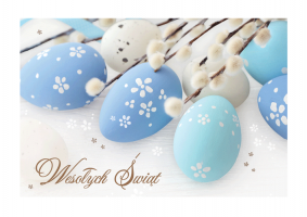 Fundacyjna Kartka Wielkanocna GDW 34
