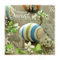 Firmowa Kartka Wielkanocna SW 07
