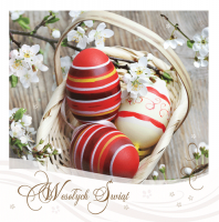 Kartki Wielkanocne dla Firm SW 19