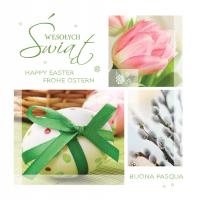 Kartka Wielkanocna bez życzeń SW 21