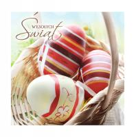 Kartki Wielkanocne bez życzeń SW 23