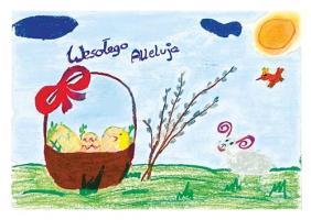 Dobroczynna Kartka Wielkanocna GW 01
