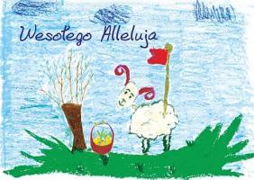 Kartki Wielkanocne fundacyjne GW 02
