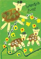 Kartki Wielkanocne Charytatywne GW 05