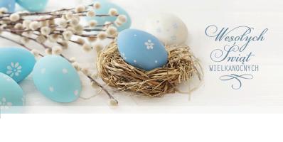Kartki Wielkanocne dla firm LZW 34